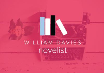 Novelist William Davies