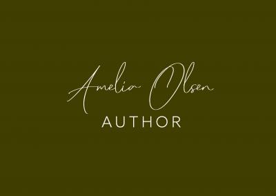 Amelia Olsen Author